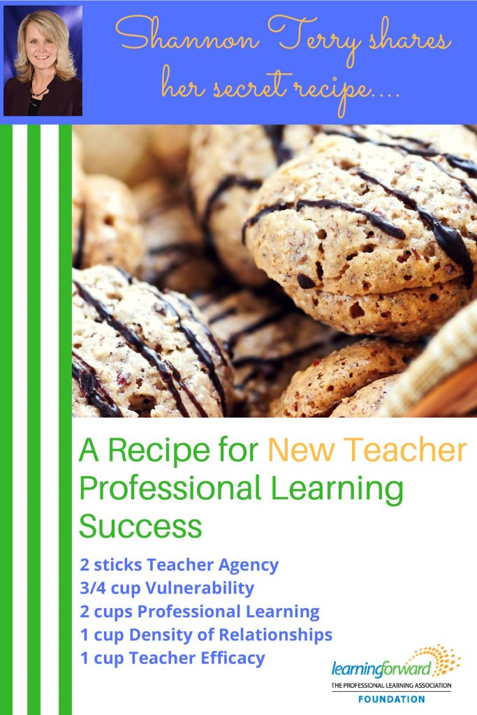 holiday-recipe-new-teacher-professional-learning-success