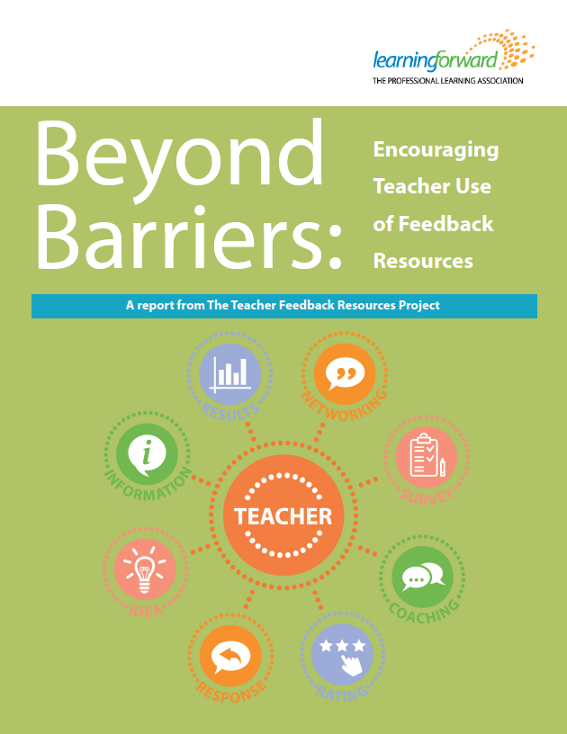 Beyond Barriers: Encouraging Teacher Use of Feedback Resources