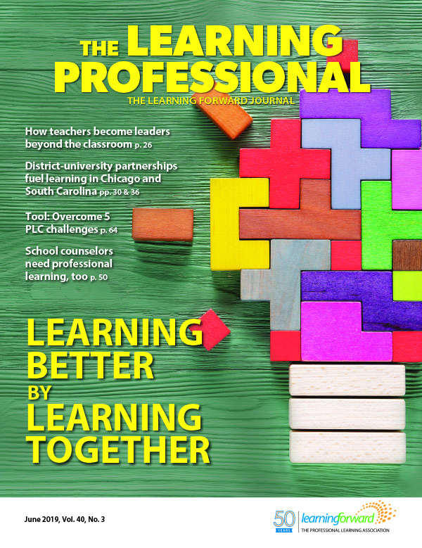The Learning Professional