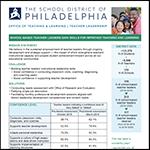 Philadelphia Data Summary