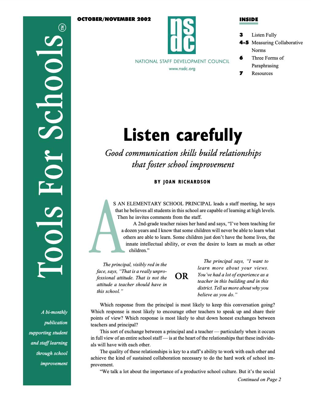 tools-for-schools-october-november-2002-vol-6-no-2