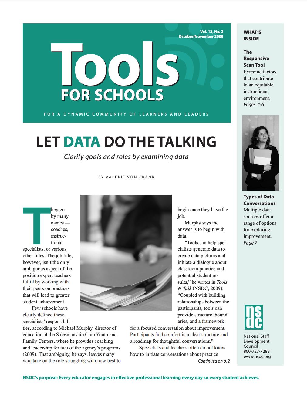tools-for-schools-october-november-2009-vol-13-no-2