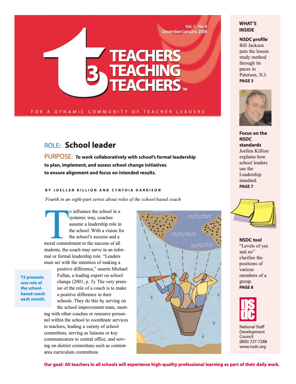 teachers-teaching-teachers-december-2005-vol-1-no-4