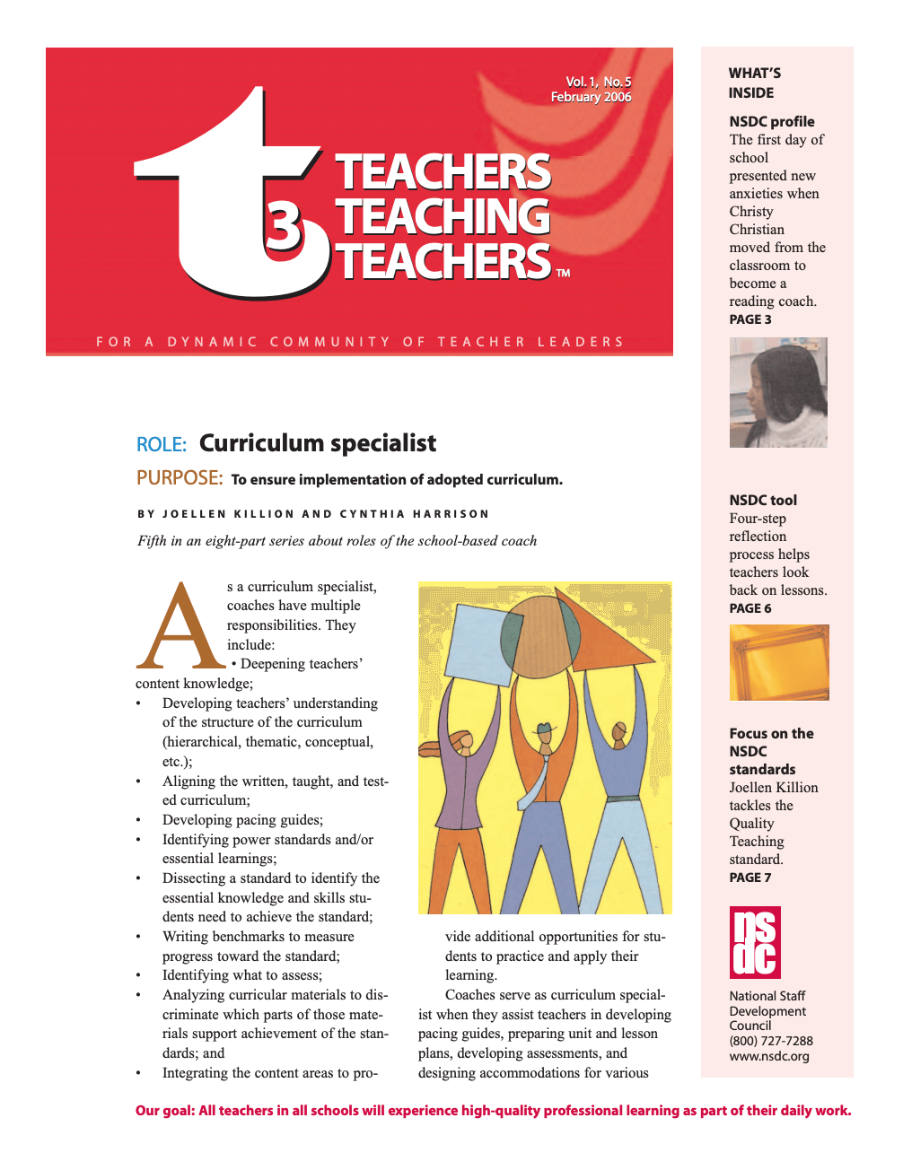 teachers-teaching-teachers-february-2006-vol-1-no-5