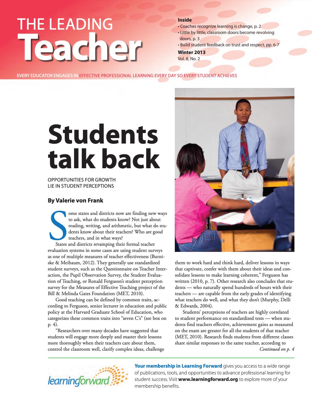 the-leading-teacher-winter-2013-vol-8-no-2