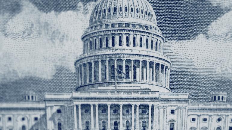 Congress - pen & Ink