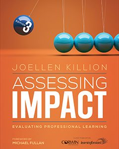 Assessing the Impact of Professional Learning